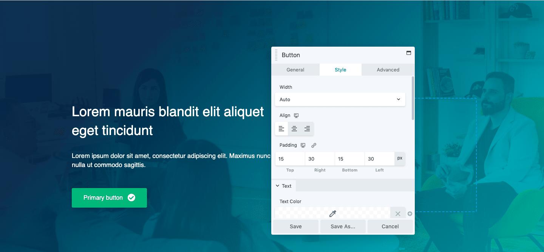 Beaver Builder Drag and Drop WordPress plugin