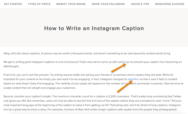 instagram caption pillar page.png
