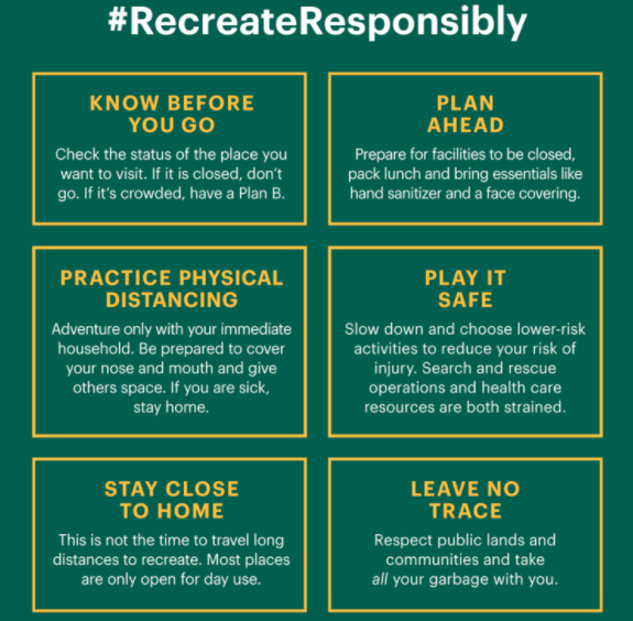 #RecreateResponsibility by REI