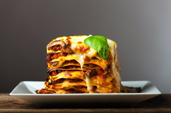 layers of sales questions using lasagna as a metaphor
