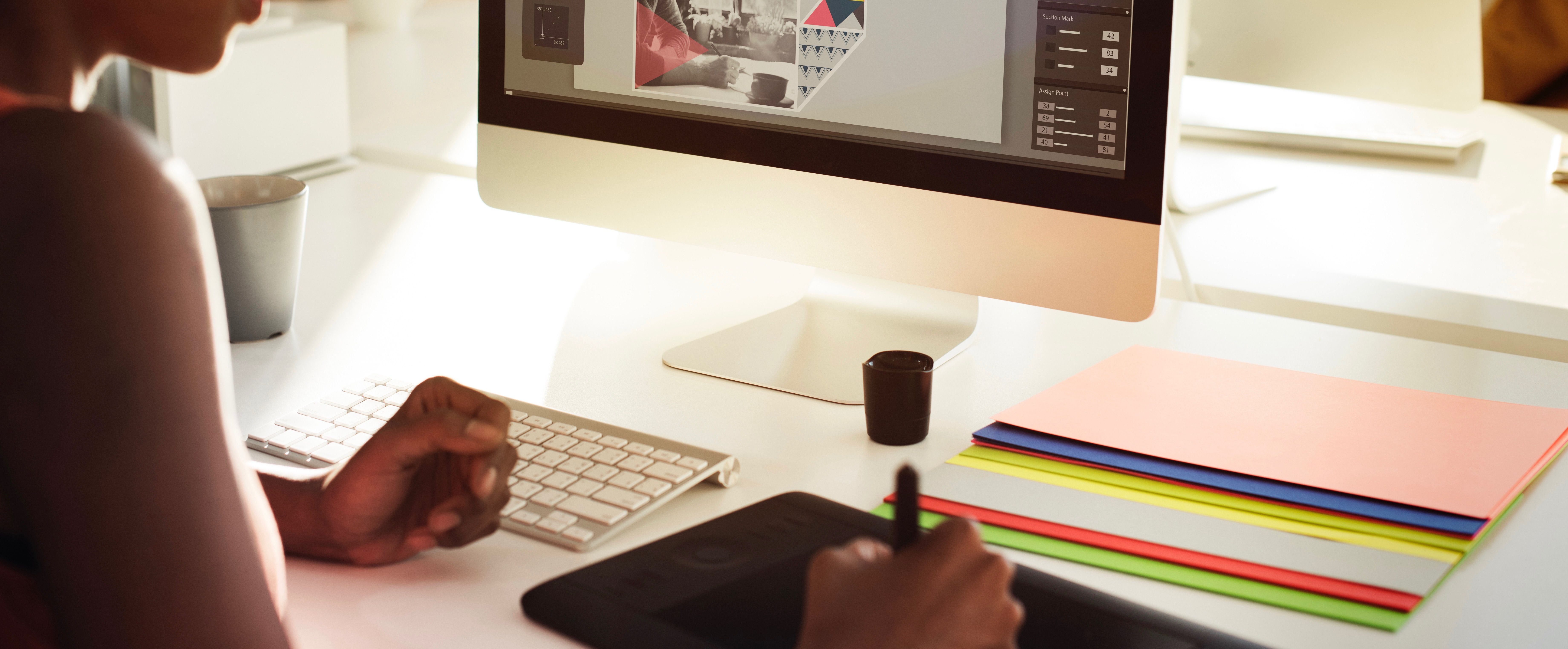 Want to Learn Graphic Design? 8 Tips & Tricks for Beginners