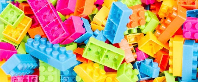 Building a Creative Brand Strategy, Brick by Brick: The History of Lego Marketing