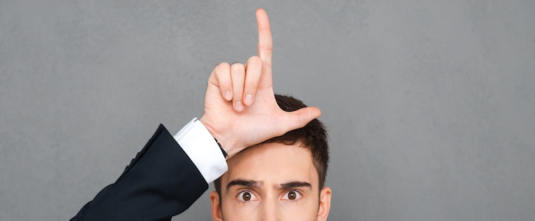 5 Signs You're a LinkedIn Loser [SlideShare]