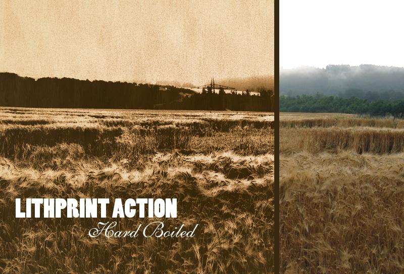 Lithprint Hard Boiled, a Photoshop filter