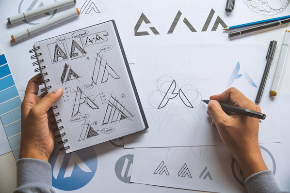 10 Logo Design Trends to Watch for in 2020 [Infographic]