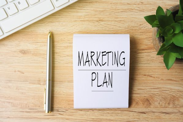 how to create a marketing plan with these free templates page
