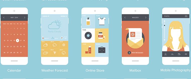 9 principles of mobile web design for Mobel website
