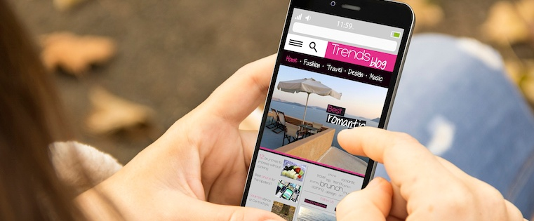 16 of the Best Examples of Mobile-Friendly Website Design