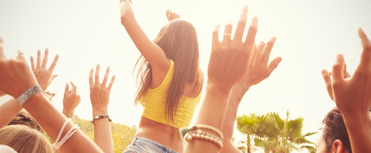 Coachella,Tomorrowland,Bonnaroo & More: How Top Music Festivals Use Social Media