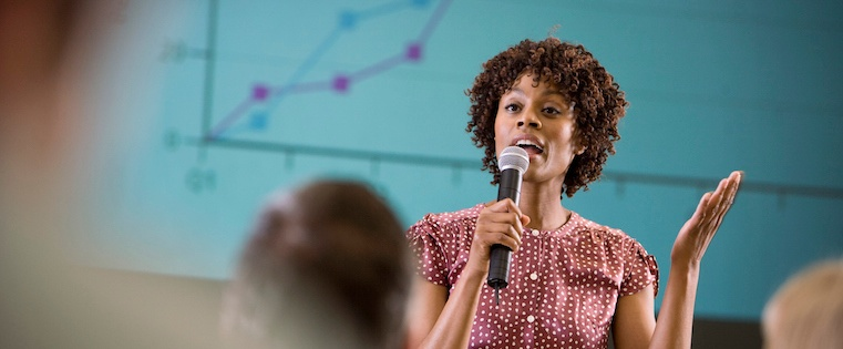 The Presenter's Guide to Nailing Your Next PowerPoint