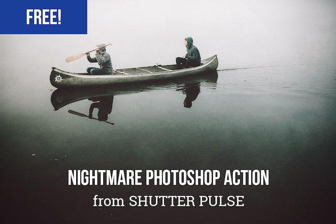 Nightmare photoshop filter