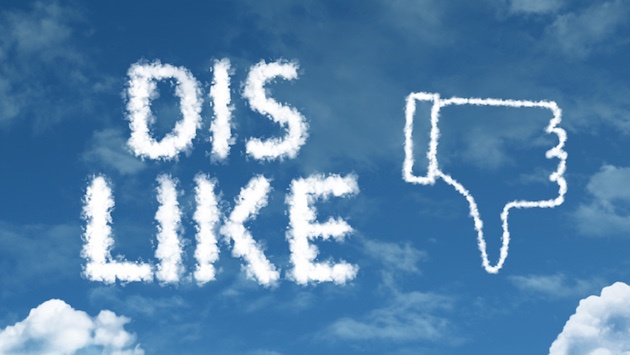 No, You're Not Getting a Facebook Dislike Button (Yet)