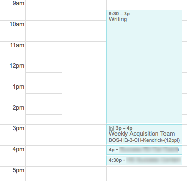old calendar example.png  I Tried These Productivity Hacks for a Month So You Wouldn't Have To old 20calendar 20example