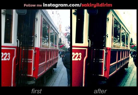 Vieille Photo, un filtre action Photoshop