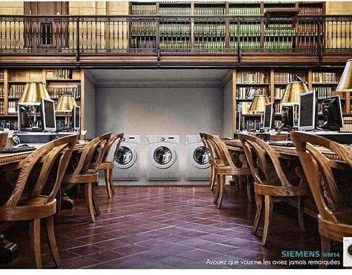 Persuasive Advertising - Siemens