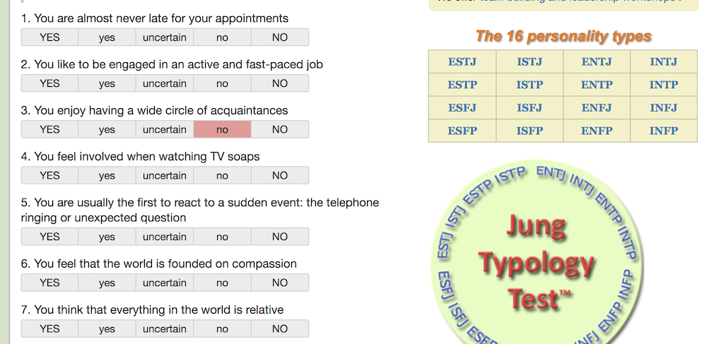 14 Free Personality Tests You Can Take Online Today