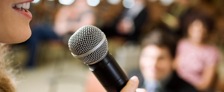 The 10 Commandments of Public Speaking [SlideShare]