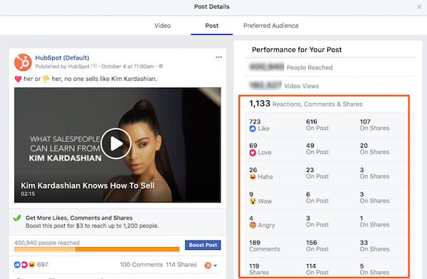 reactions facebook video.png  How to Understand Facebook Insights for Social Video reactions 20facebook 20video