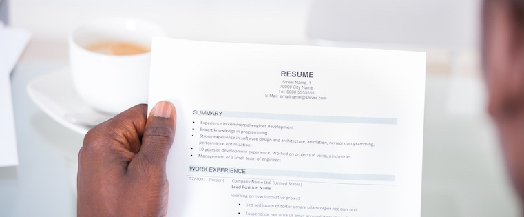 What Do Recruiters Look for in a Resume? [Infographic]