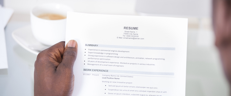How to Properly Format Your Resume [Infographic]