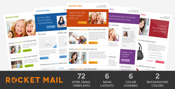 9 Places to Find Quality Email Newsletter Templates in 2017 – Email Newsletter