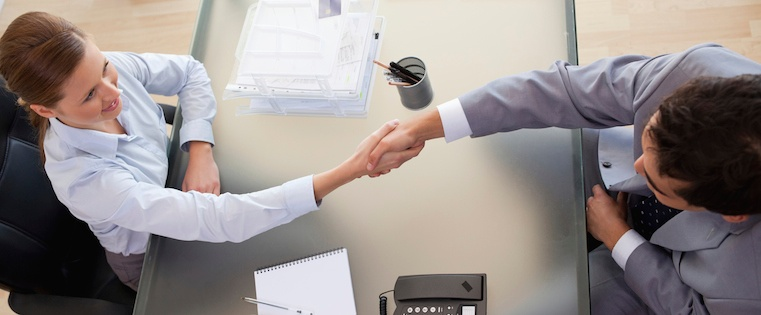 How to Apply Your Sales Skills to Job Interviews