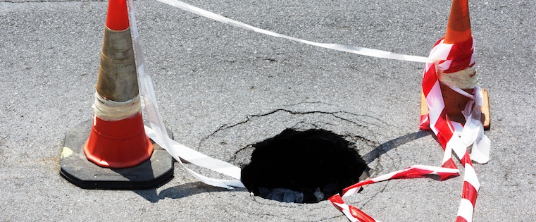 The 3 Most Common Potholes For New Sales Managers