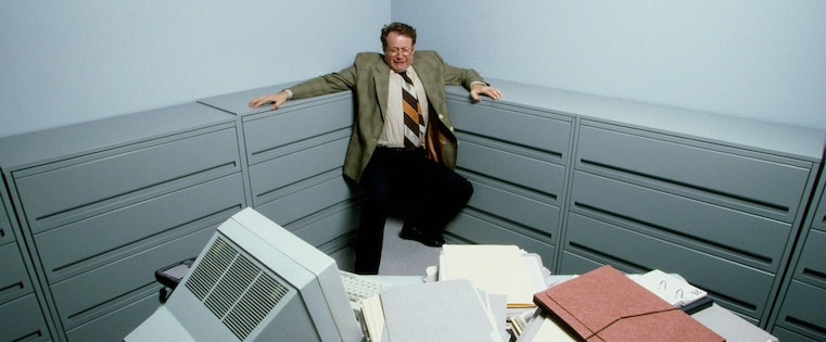 11 Scary Statistics About Stress at Work [SlideShare]