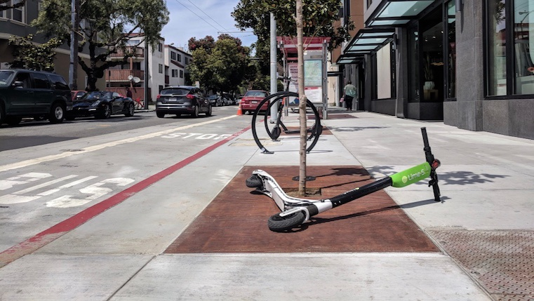 Scooter-Sharing Is a Big Deal. There's Just One Problem: No One's Heard of It