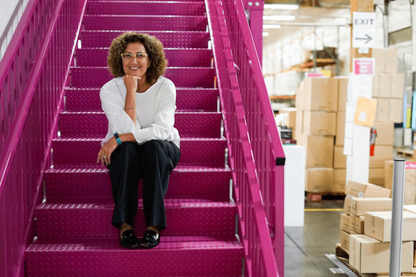 The Sexism and Sweet Success Behind Becoming a First-Time CEO