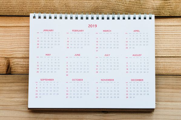 The Ultimate Social Media Holiday Calendar for 2019[Template]