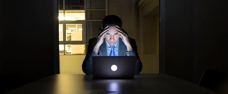 Wanna Stop Working So Late? Do Your Most Exhausting Task First.