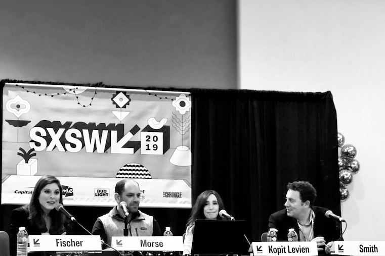 SXSW Day 2 Recap: A Town Hall on Tech, What Journalism Today Says About Content, and More Puppies
