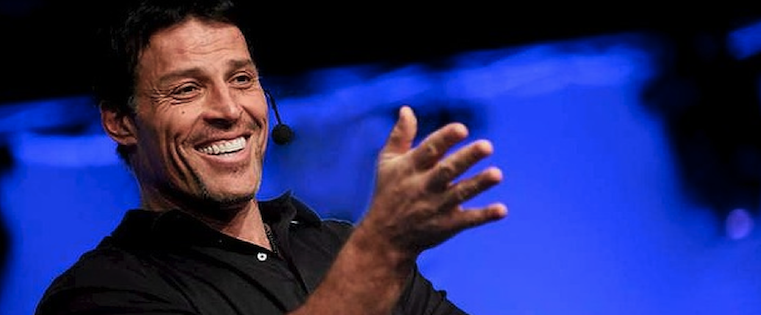 6 Sage Sales Tips From Tony Robbins [Infographic]