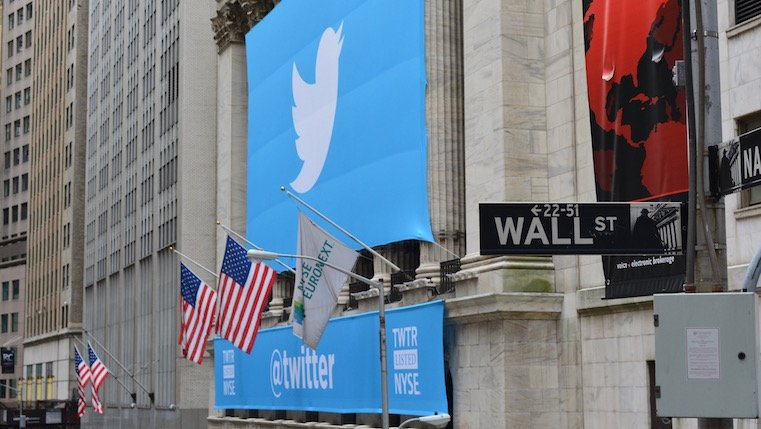 In the Face of a Falling Stock Price, Twitter Announces Two Studies of Its Network Health