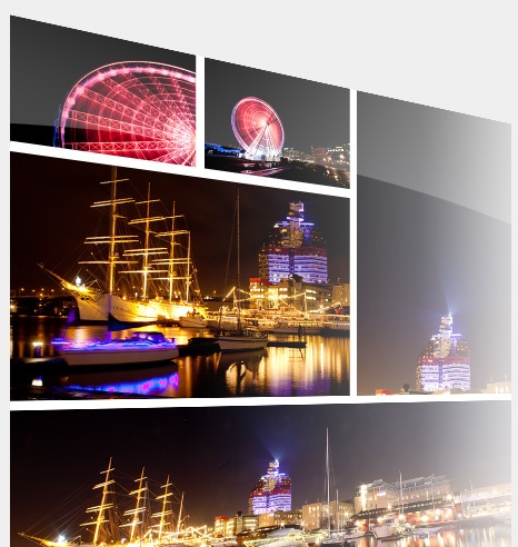 Tych Panel Photoshop plugin
