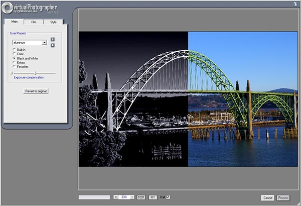 virtualPhotographer Photoshop plugin