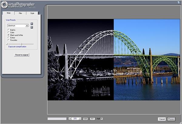 virtualPhotographer Photoshop plugin
