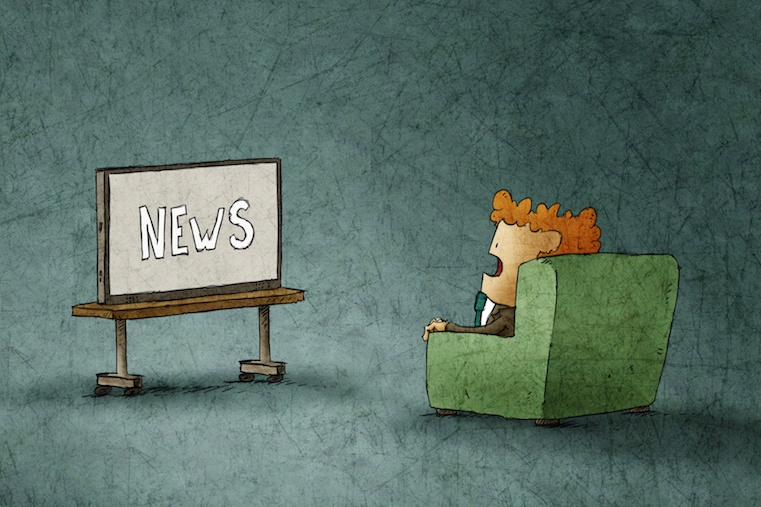 Are More People Getting Their News Online Than on TV? The Answer May Surprise You